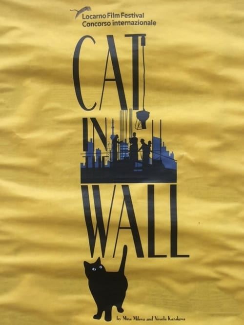 Cat in the wall
